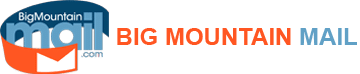 Big Mountain Mail | #1 Kerio Connect Hosting Provider Logo